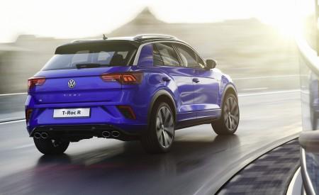 2019 Volkswagen T-Roc R Rear Three-Quarter Wallpapers 450x275 (146)