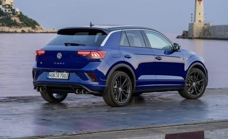 2019 Volkswagen T-Roc R Rear Three-Quarter Wallpapers 450x275 (141)