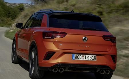2019 Volkswagen T-Roc R Rear Three-Quarter Wallpapers 450x275 (67)