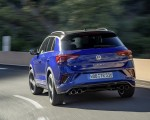 2019 Volkswagen T-Roc R Rear Three-Quarter Wallpapers 150x120 (15)