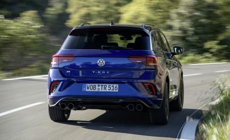 2019 Volkswagen T-Roc R Rear Wallpapers 450x275 (16)