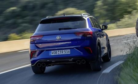 2019 Volkswagen T-Roc R Rear Wallpapers 450x275 (8)