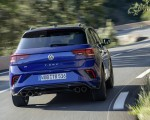 2019 Volkswagen T-Roc R Rear Wallpapers 150x120 (9)