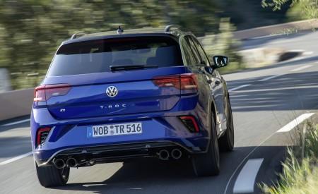 2019 Volkswagen T-Roc R Rear Wallpapers 450x275 (9)