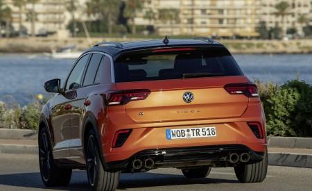 2019 Volkswagen T-Roc R Rear Wallpapers 450x275 (75)