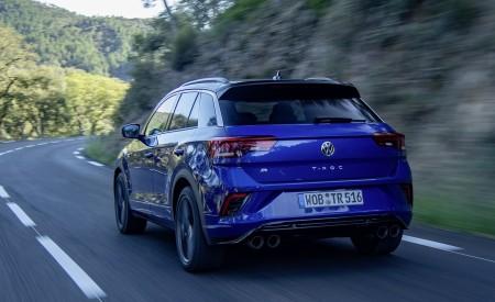 2019 Volkswagen T-Roc R Rear Wallpapers 450x275 (10)