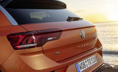 2019 Volkswagen T-Roc R Tail Light Wallpapers 450x275 (81)