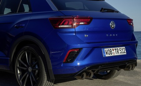 2019 Volkswagen T-Roc R Tail Light Wallpapers 450x275 (32)