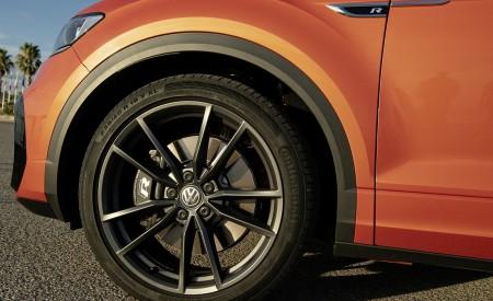2019 Volkswagen T-Roc R Wheel Wallpapers 450x275 (80)