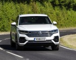 2019 Volkswagen Touareg V6 TDI R-Line (UK-Spec) Front Wallpapers 150x120 (8)
