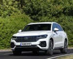2019 Volkswagen Touareg V6 TDI R-Line (UK-Spec) Front Wallpapers 150x120 (9)