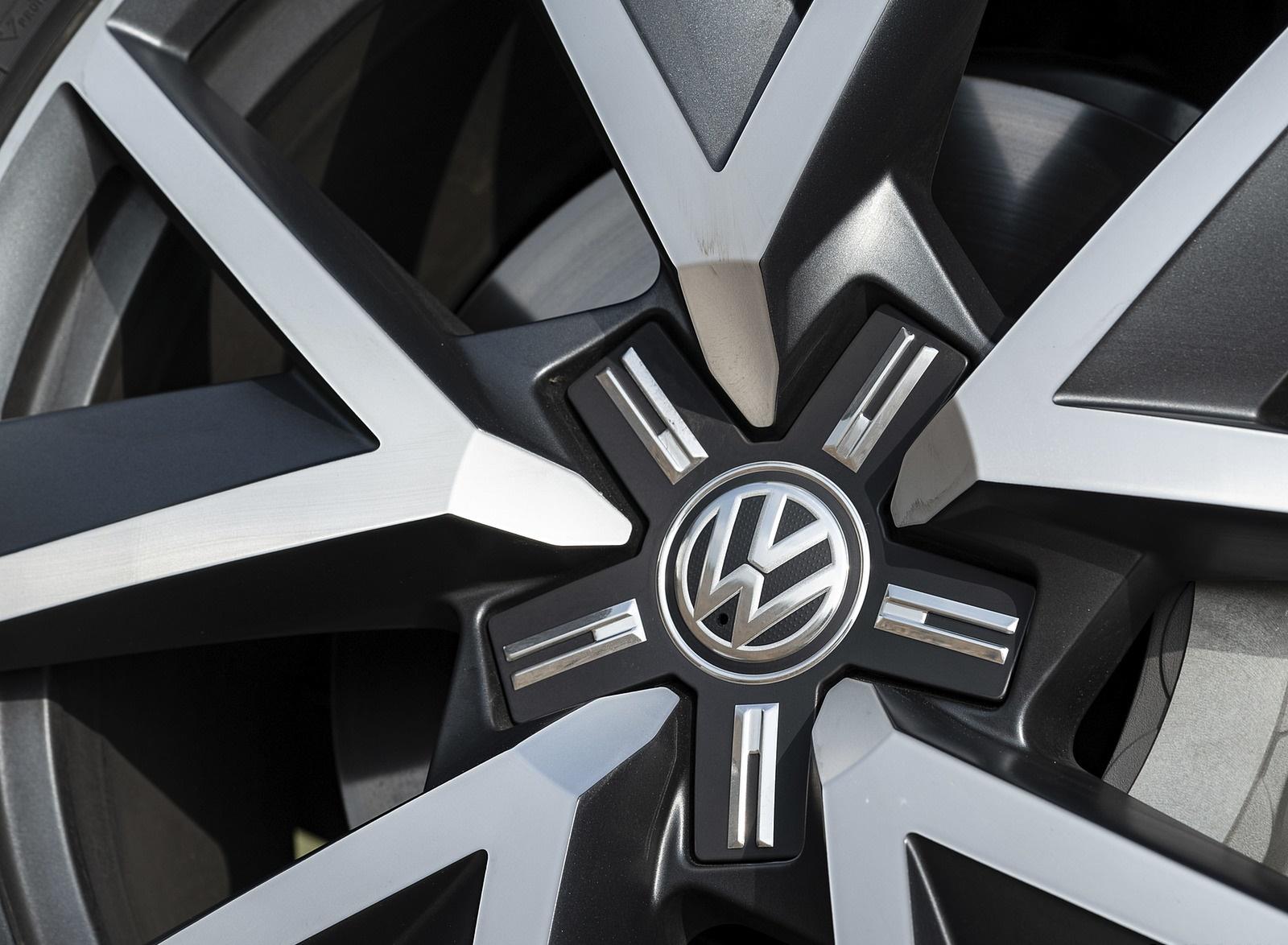 2019 Volkswagen Touareg V6 TDI R-Line (UK-Spec) Wheel Wallpapers #33 of 43