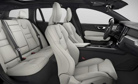 2019 Volvo V60 Cross Country Interior Seats Wallpaper 450x275 (25)