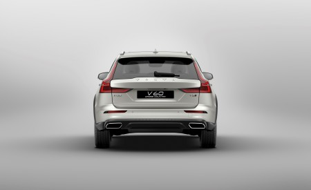 2019 Volvo V60 Cross Country Rear Wallpapers 450x275 (17)
