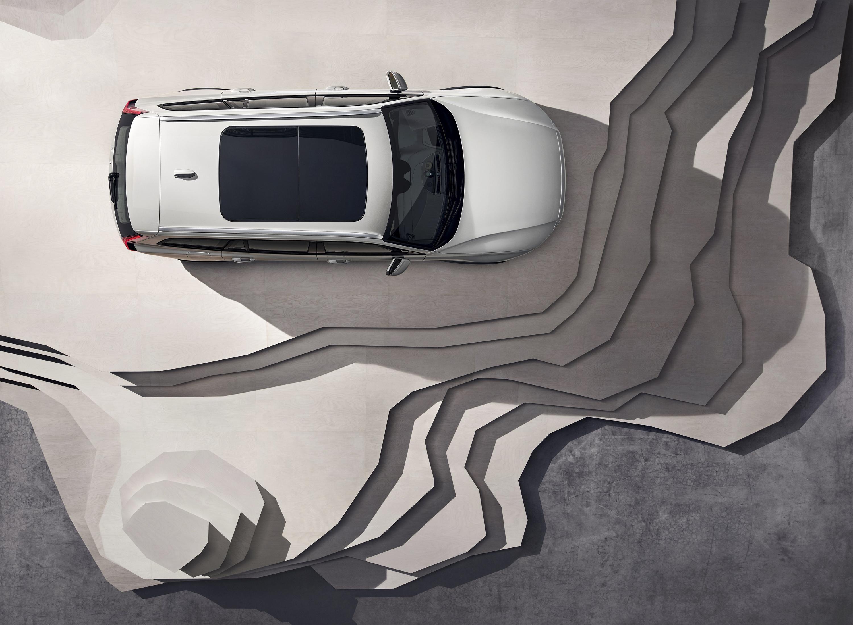 2019 Volvo V60 Cross Country Top Wallpaper (13)