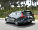 2019 Volvo V60 Rear Three-Quarter Wallpaper 150x120 (4)