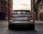 2019 Volvo V60 T6 AWD Inscription (Color: Pebble Grey Metallic) Rear Wallpaper 150x120 (35)
