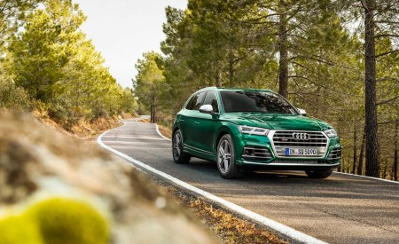 2020 Audi SQ5 TDI Wallpapers & HD Images