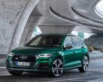 2020 Audi SQ5 TDI (Color: Azores Green Metallic) Front Wallpapers 150x120 (10)