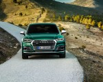 2020 Audi SQ5 TDI (Color: Azores Green Metallic) Front Wallpapers 150x120 (2)
