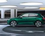 2020 Audi SQ5 TDI (Color: Azores Green Metallic) Side Wallpapers 150x120 (13)