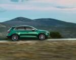 2020 Audi SQ5 TDI (Color: Azores Green Metallic) Side Wallpapers 150x120 (6)