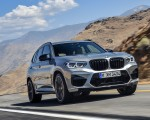 2020 BMW X3 M Competition Front Three-Quarter Wallpapers 150x120 (18)
