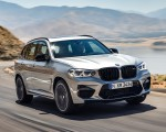 2020 BMW X3 M Competition Front Three-Quarter Wallpapers 150x120 (10)