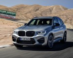 2020 BMW X3 M Competition Front Wallpapers 150x120 (1)