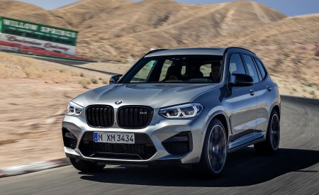 2020 BMW X3 M Competition Wallpapers