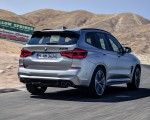 2020 BMW X3 M Competition Rear Three-Quarter Wallpapers 150x120 (11)
