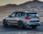 2020 BMW X3 M Competition Rear Three-Quarter Wallpapers 150x120 (33)