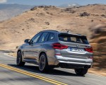2020 BMW X3 M Competition Rear Three-Quarter Wallpapers 150x120 (12)