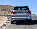 2020 BMW X3 M Competition Rear Wallpapers 150x120 (7)