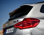 2020 BMW X3 M Competition Tail Light Wallpapers 150x120 (43)