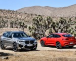 2020 BMW X3 M Competition and BMW X4 Competition Wallpapers 150x120 (25)