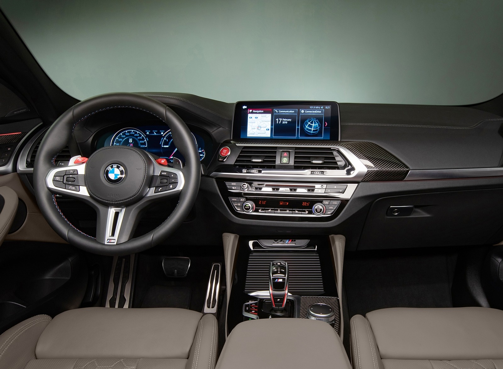 2020 Bmw X4 M Competition Interior Cockpit Wallpapers 79 Newcarcars