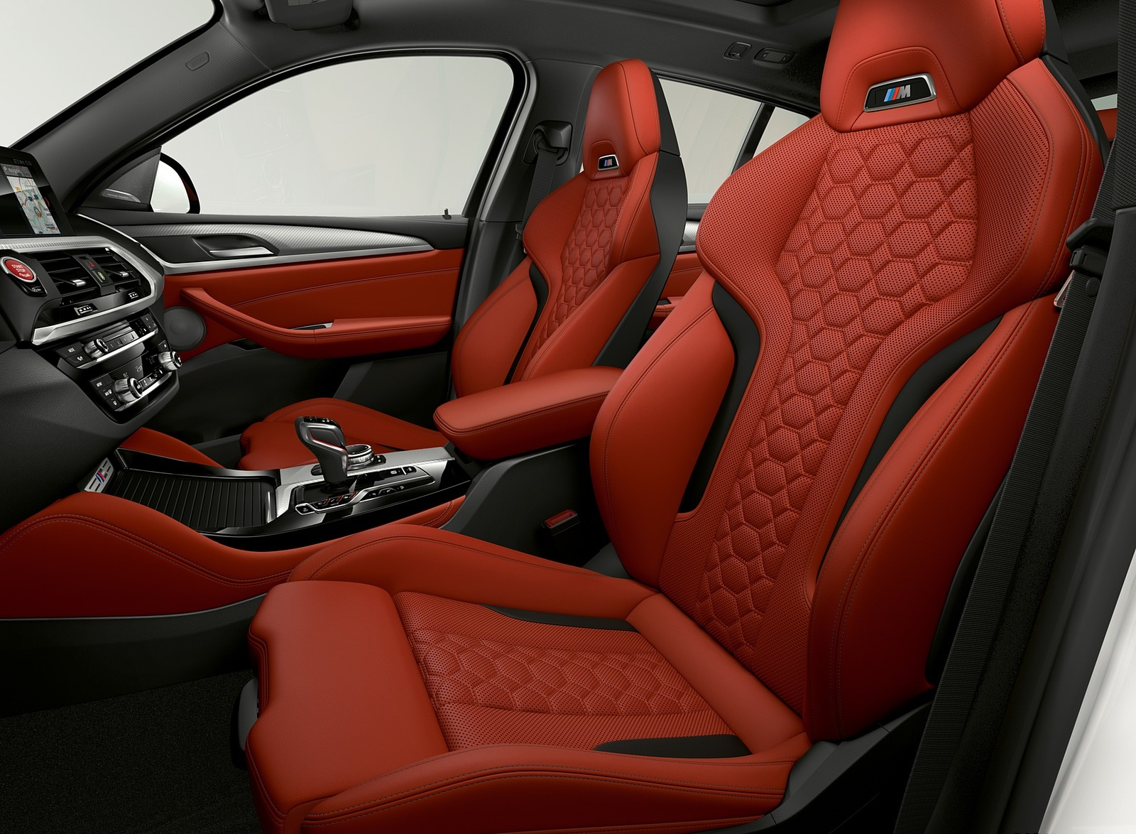 2020 Bmw X4 M Interior Front Seats Wallpapers 83 Newcarcars