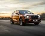 2020 Bentley Bentayga Speed Front Wallpapers 150x120 (2)