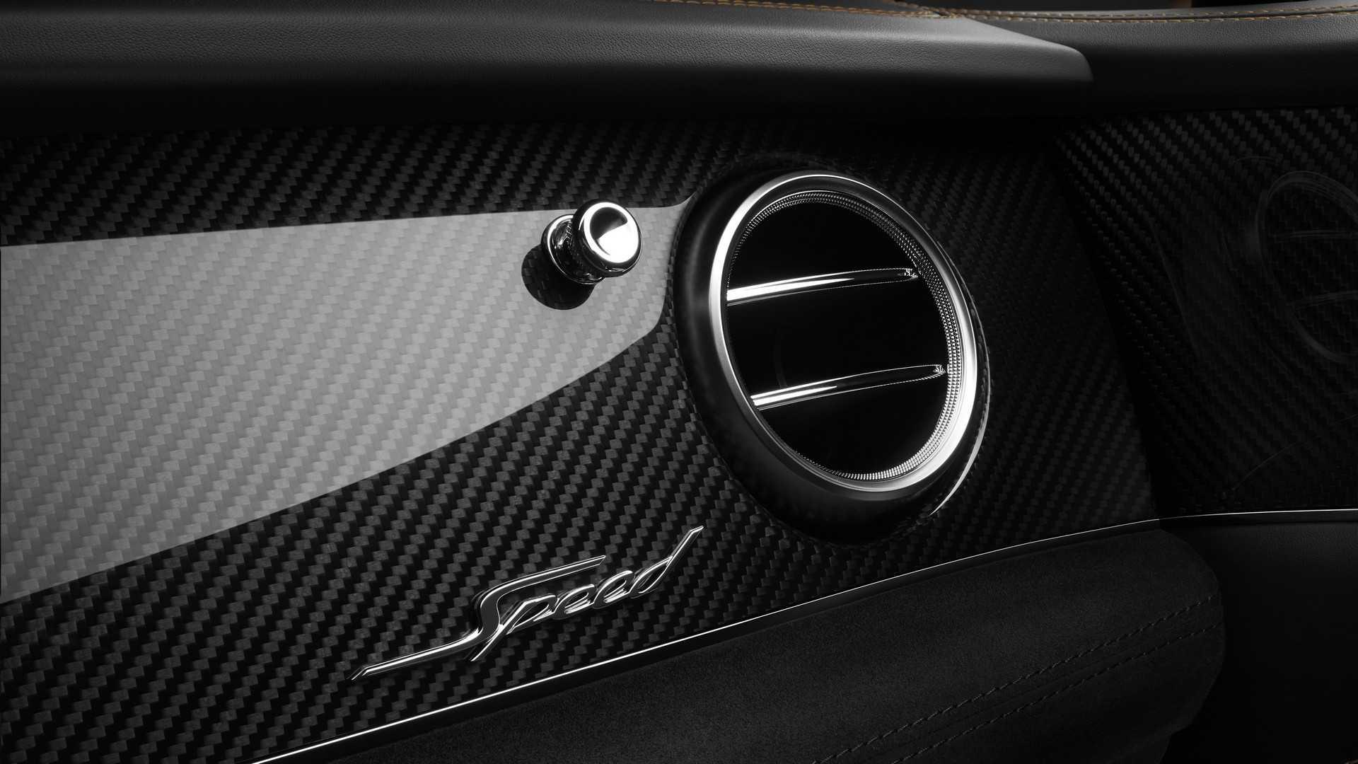 2020 Bentley Bentayga Speed Interior Detail Wallpapers 22 Newcarcars