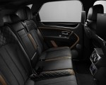 2020 Bentley Bentayga Speed Interior Rear Seats Wallpapers 150x120 (23)