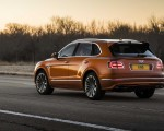 2020 Bentley Bentayga Speed Rear Three-Quarter Wallpapers 150x120 (6)