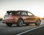 2020 Bentley Bentayga Speed Rear Three-Quarter Wallpapers 150x120 (3)