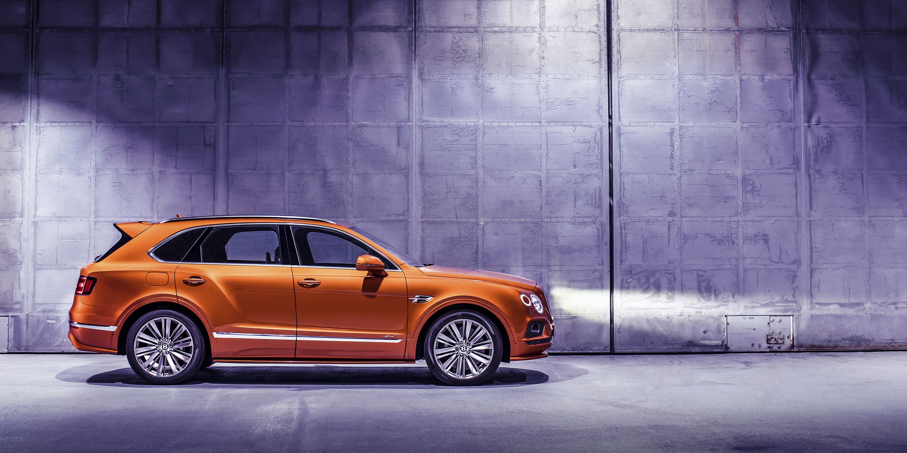 2020 Bentley Bentayga Speed Side Wallpapers (9)