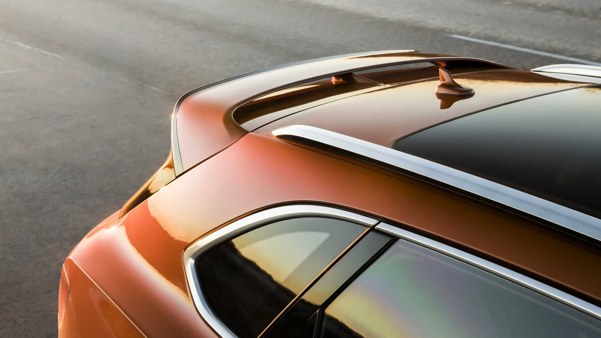 2020 Bentley Bentayga Speed Spoiler Wallpaper (14)
