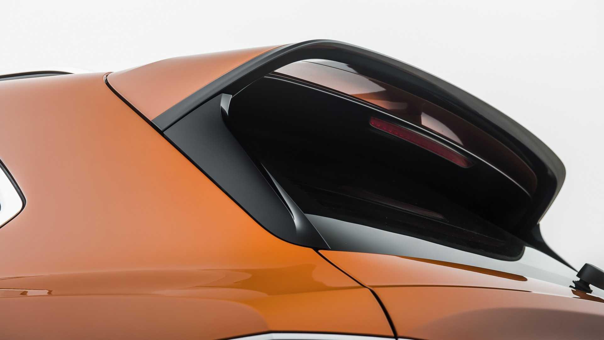 2020 Bentley Bentayga Speed Spoiler Wallpaper (15)