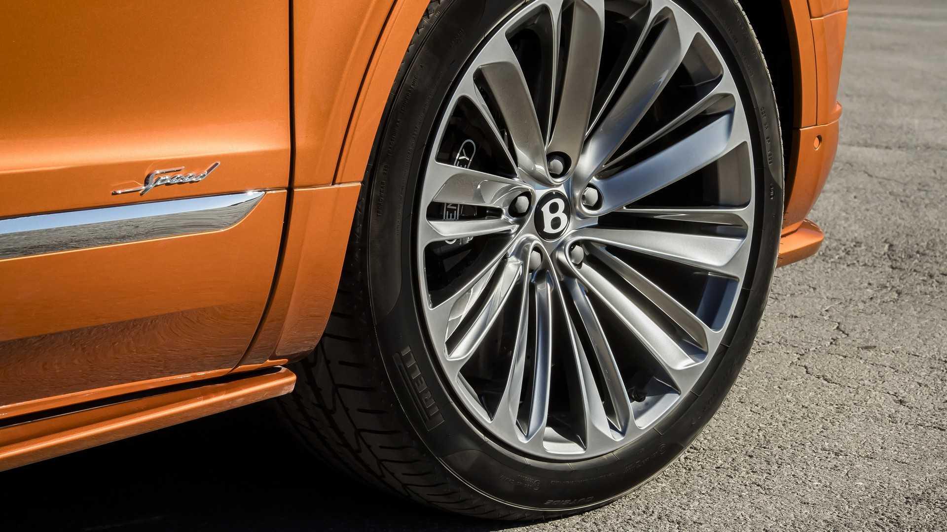 2020 Bentley Bentayga Speed Wheel Wallpapers #17 of 25