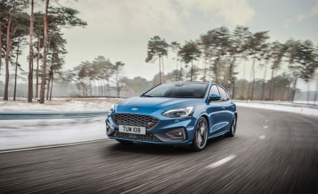 2020 Ford Focus ST Wallpapers