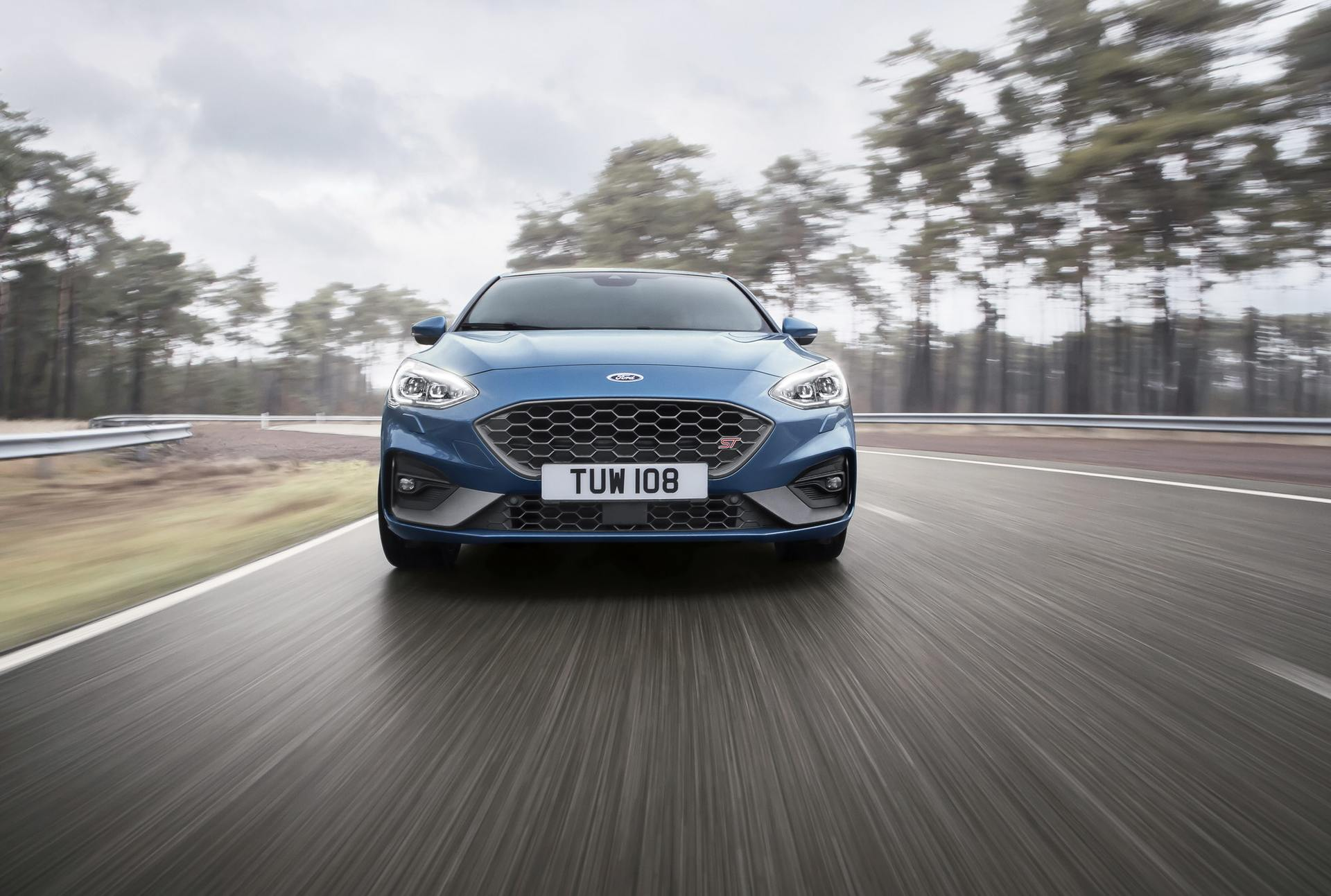 2020 Ford Focus ST Front Wallpapers (4)