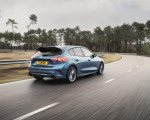 2020 Ford Focus ST Rear Three-Quarter Wallpapers 150x120 (5)